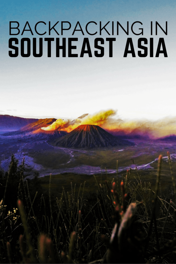 Backpacking in Southeast Asia taught me to let go.