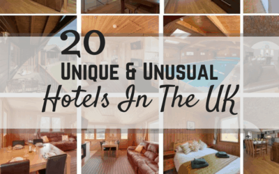 20 Unique And Unusual Hotels In The UK
