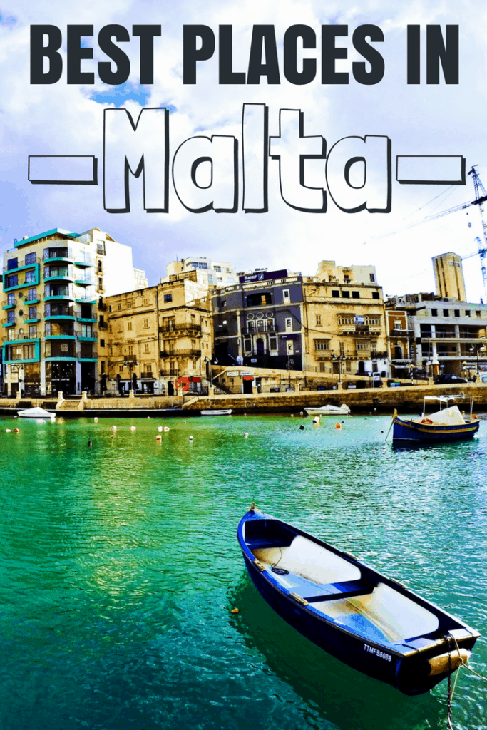 The 6 Most Beautiful Places In Malta A Broken Backpack