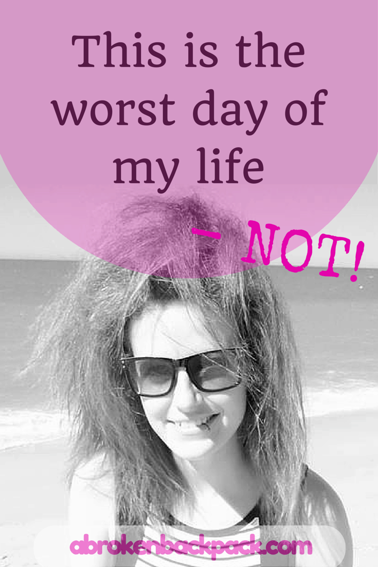 the worst day of my life My first husband was, among many things, a very good portrait photographer he  particularly adored women's faces and shot them exclusively.