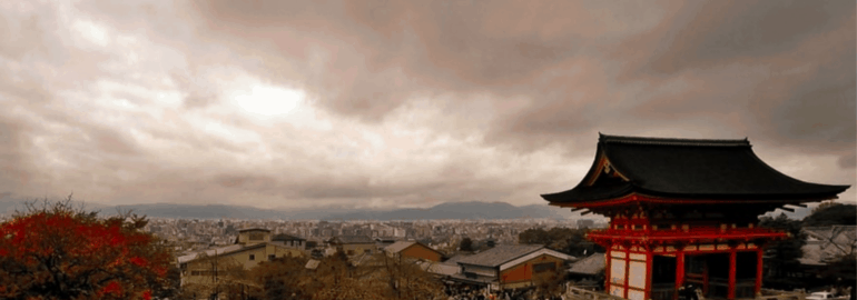 When A Broken Backpack meets Japan