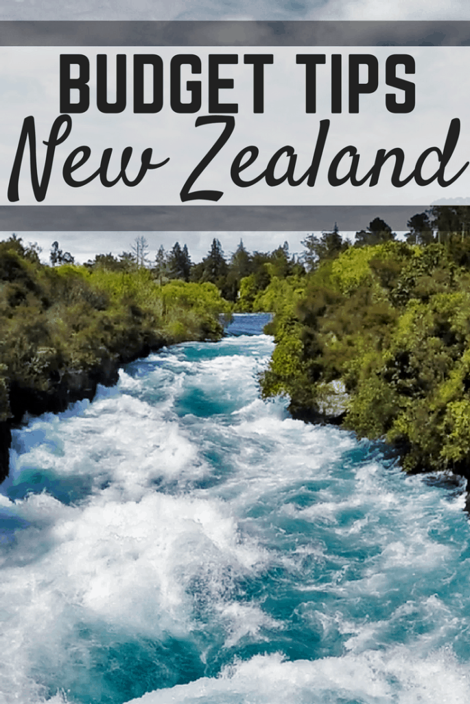 Here's what happened to our budget while travelling in New Zealand