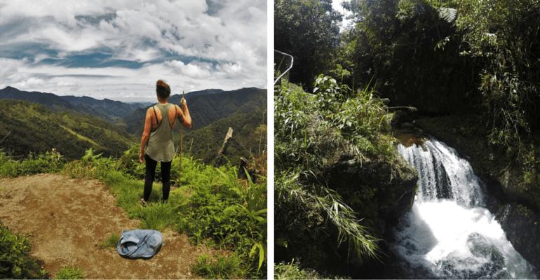 trekking banaue batad pic