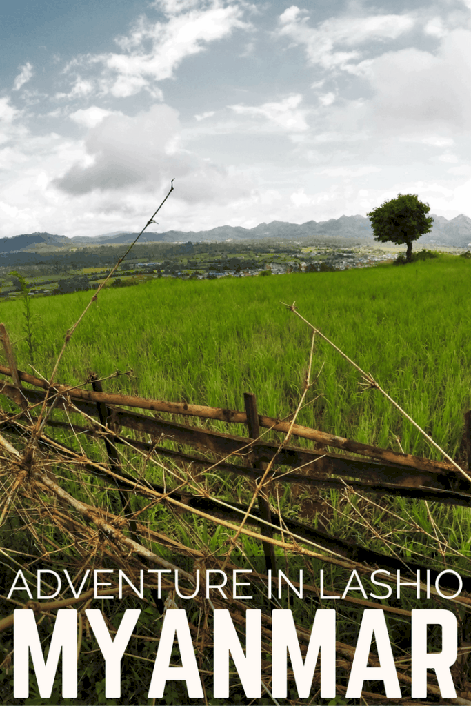 Add Lashio to your Myanmar itinerary: Here's why.