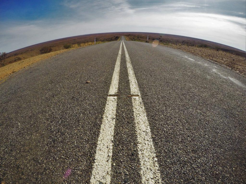 Mundi Mundi Plains, SA, Australia
