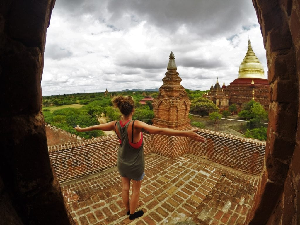 Bagan-myanmar | backpacking in southeast asia