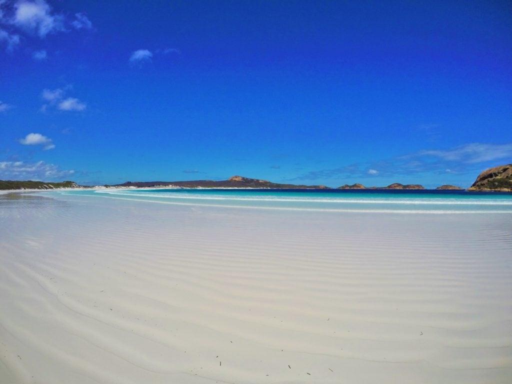 Lucky Bay, WA, Australia