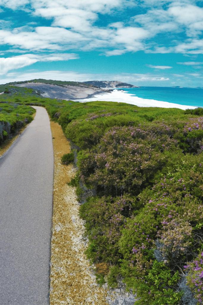 100 Experiences in Australia; Great Ocean Drive in Esperance