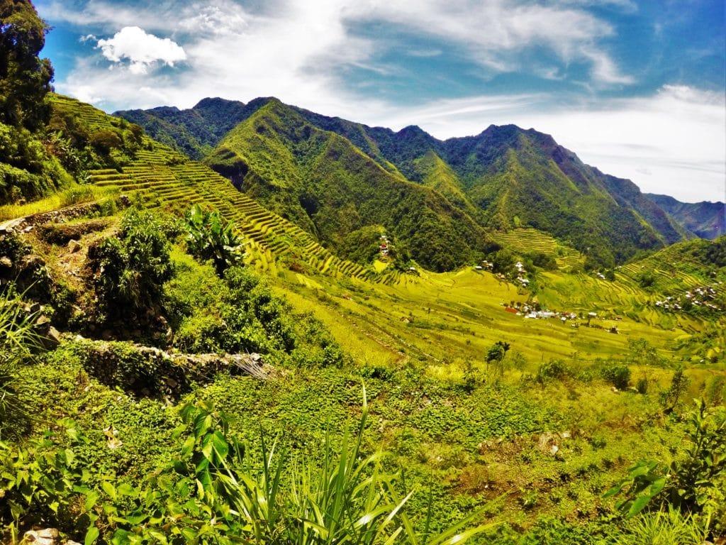 Banaue-Batad, Philippines