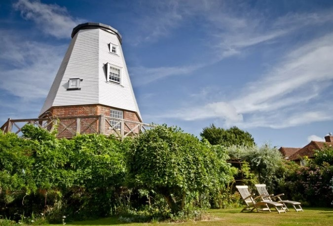 Cool places to stay uk