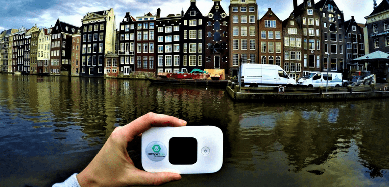 Pocket WiFi In Europe – Stay Connected!