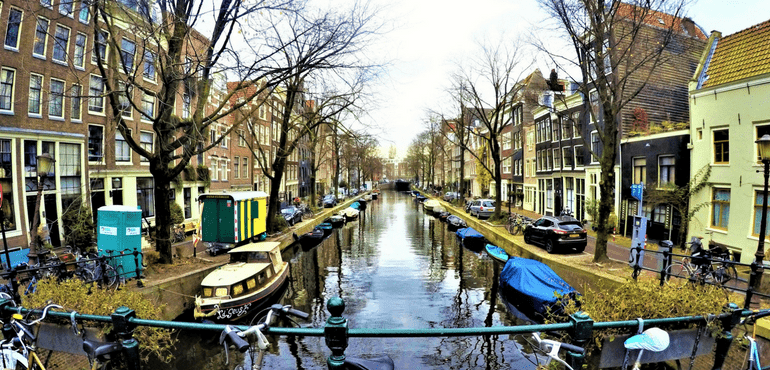 DIY: One day in Amsterdam