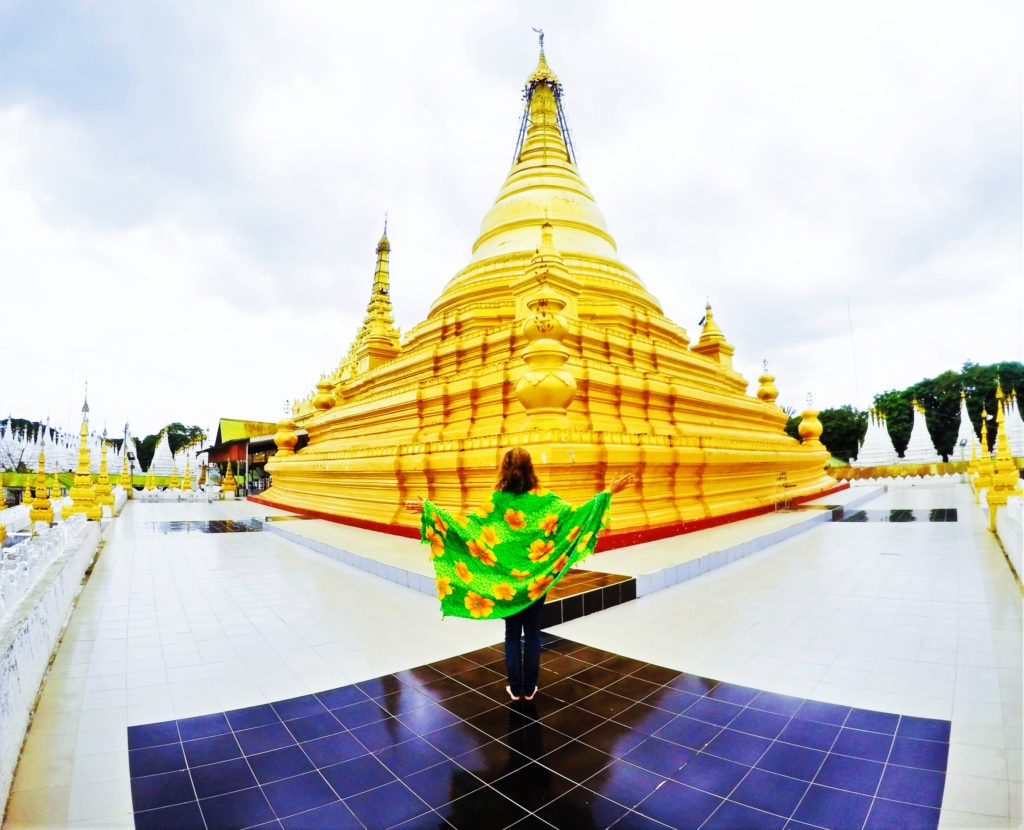 Going on a trip solo in Myanmar
