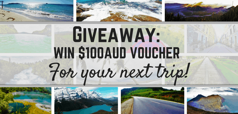 WIN $100AUD Voucher For Your Next Trip + A Recap Of 2016