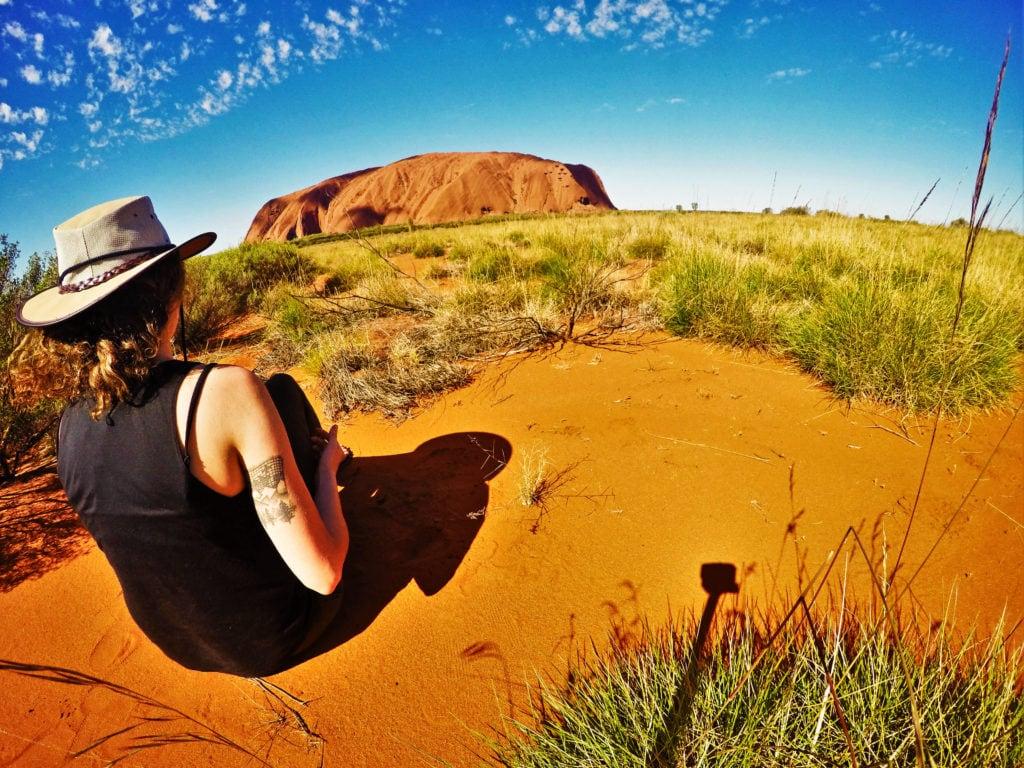 Uluru - Australia Live Abroad