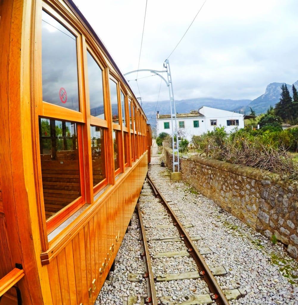 Tram Soller - Mallorca