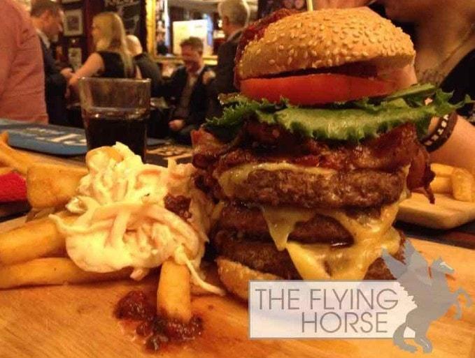 Flying horse London