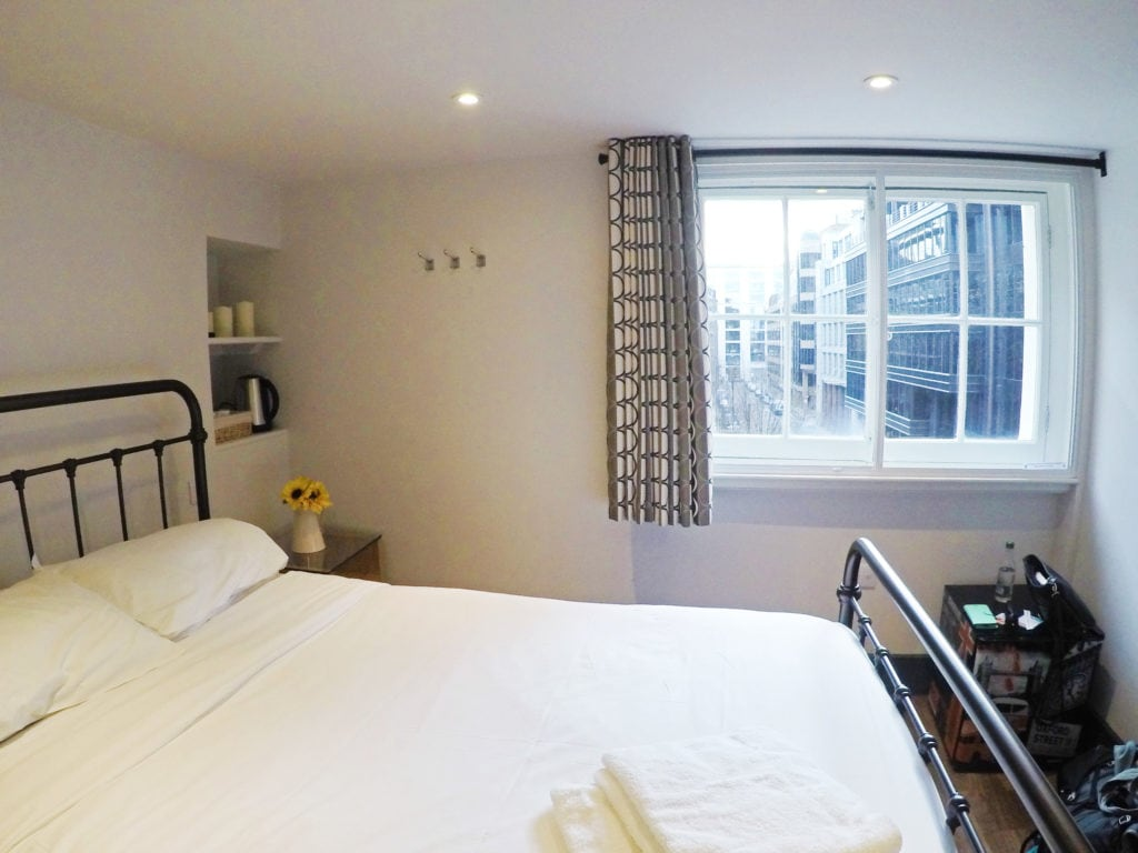 Where to stay in London - St-christopher's inn review