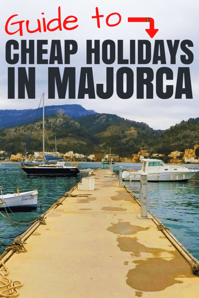 Your guide to cheap holidays to Majorca.
