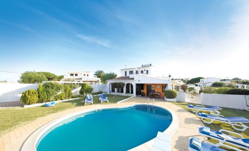 villa holidays portugal