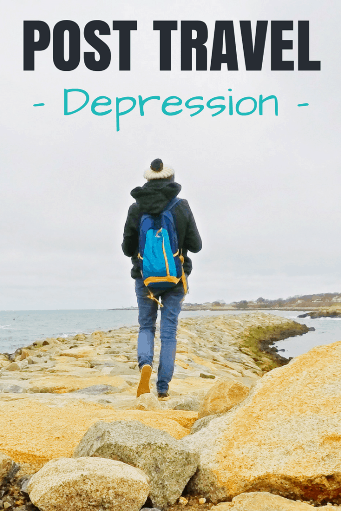 Going home: How to deal with post travel depression & how to avoid it.