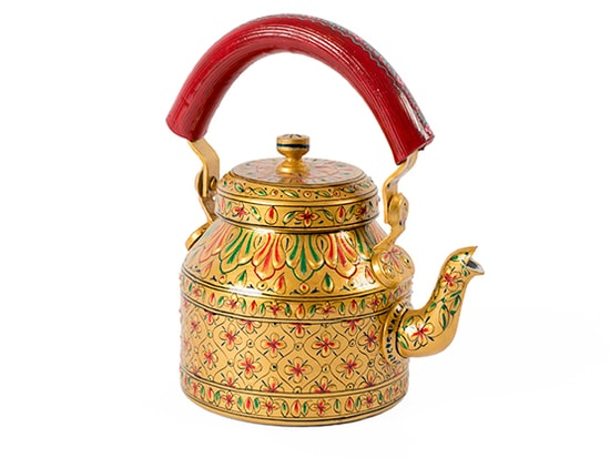handmade tea pot