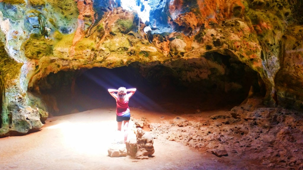 Arikok National Park Aruba | Caves