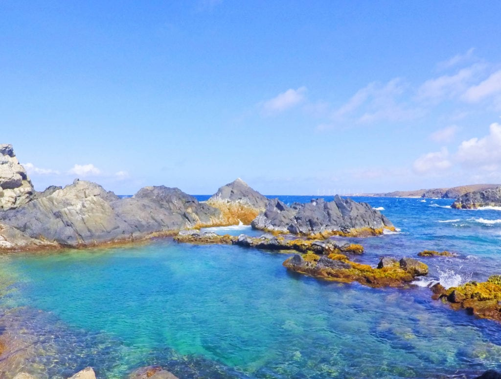 Arikok National Park Aruba | Aruba what to do | Natural Pool Aruba | Conchi |Arikok Natural pool