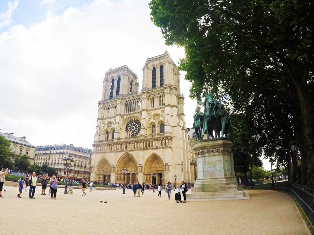 Notre-Dame Cathedral | What to do in Paris