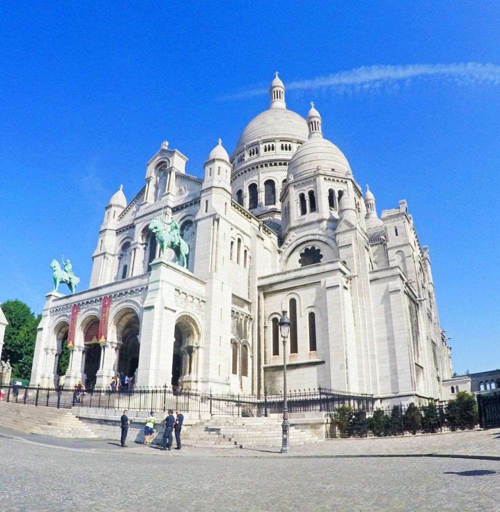 Sacré-coeur montmartre Paris | Paris Attractions Pass | Tourist Spots in Paris | Paris Tour guide