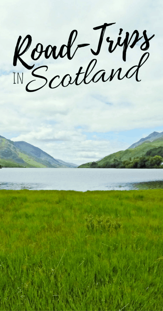Driving across Scotland - one week itinerary. | Travel in Scotland | Road-Trip Ideas | Visit Scotland on a budget