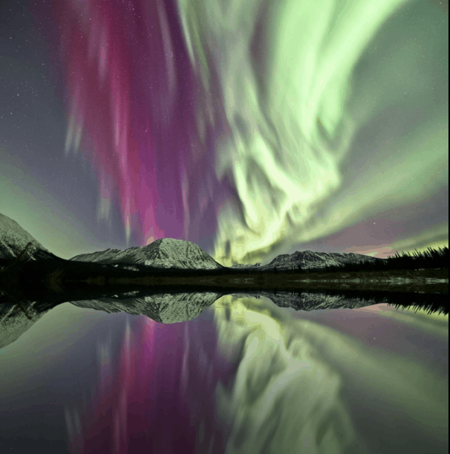 Northern Lights in Canada | Yukon Northern lights