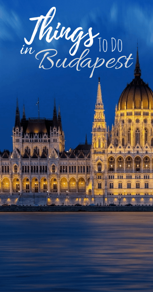 2 Days in Budapest, Hungary. How to make the most of it without spending too much.