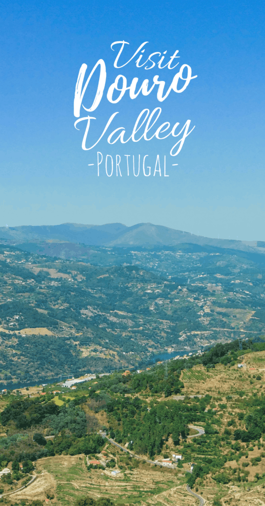 Douro Valley and why you should add it to your Portugal road-trip itinerary.