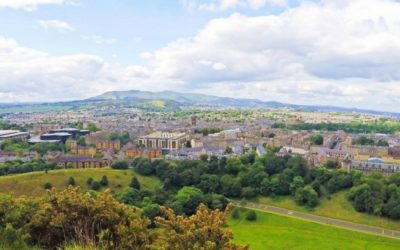 Arthur's Seat Walk: A Great Outdoors Experience In The Middle Of A City