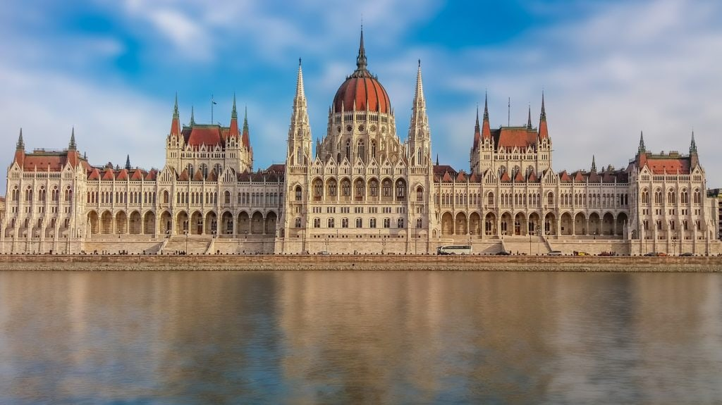 budapest, beautiful building
