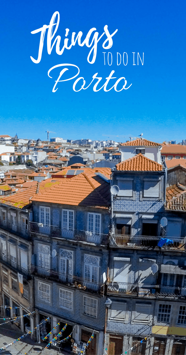Free Things To Do In Porto Portugal A Broken Backpack