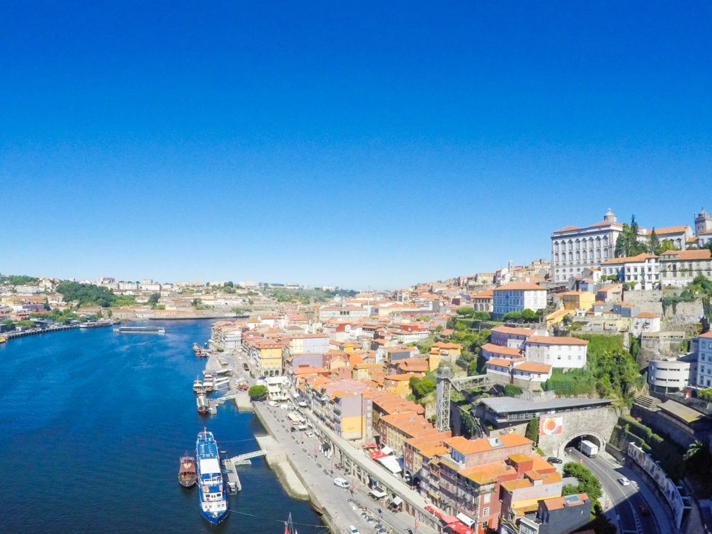 Visit Porto, Best views in Porto