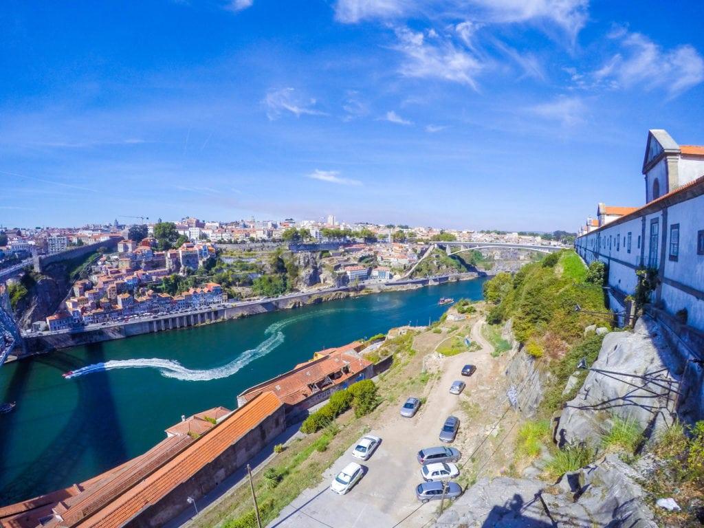 best views in porto