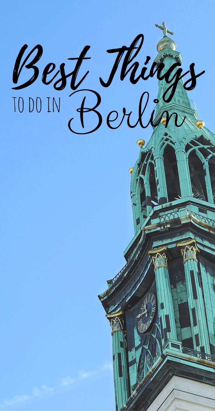 Best Free Things To Do In Berlin Germany A Broken Backpack