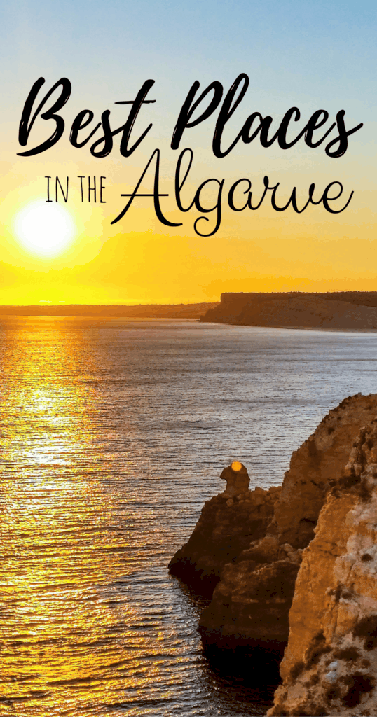 Best places to visit in the Algarve, Portugal. From day trip ideas to the best activities to try while you're there.