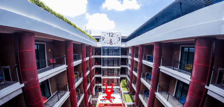 5 Reasons Why You Must Stay at Dash Hotel in Seminyak, Bali