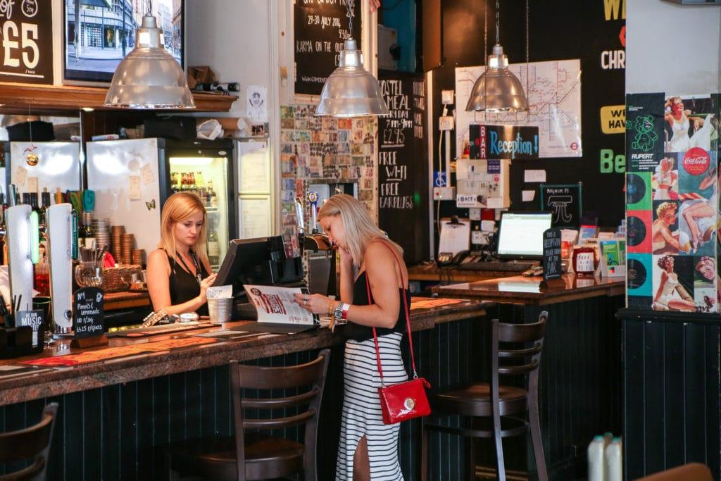 hostel london - st-christopher's inn Camden