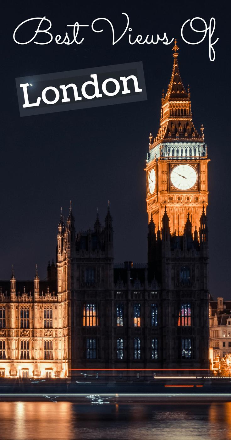 Best Free Views Of London