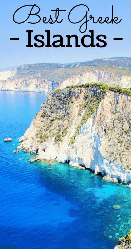Best Views in Greece | Greek Islands | Where to go in Greece