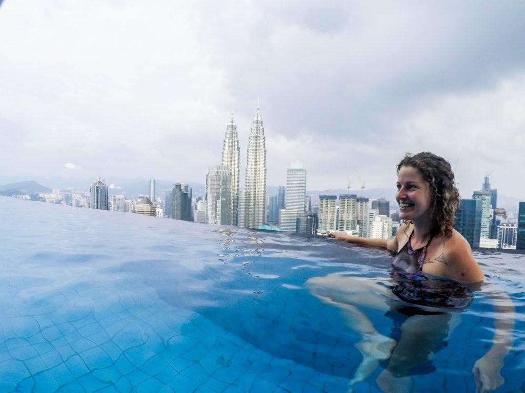 Face Suites Infinity Pool | Kuala Lumpur | Malaysia