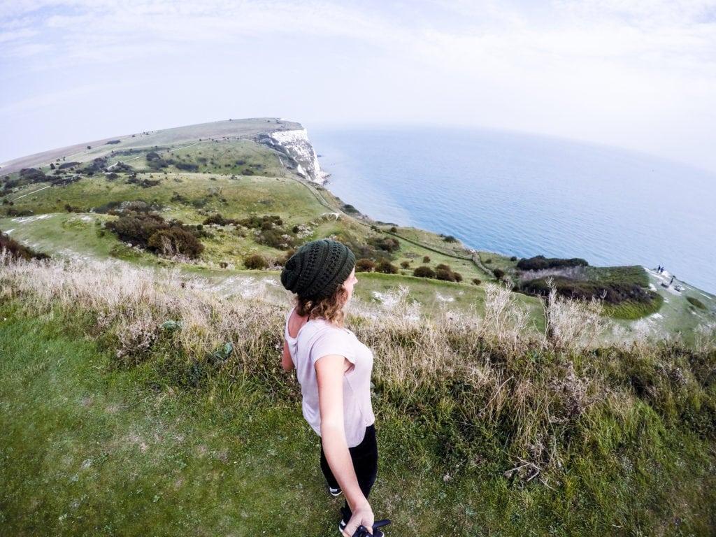 Dover Cliffs England