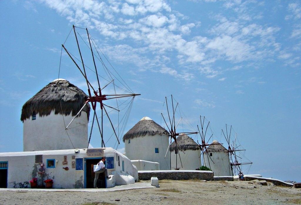 Windmills Mykonos