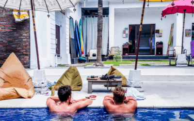 Best Hostels in Canggu, Bali