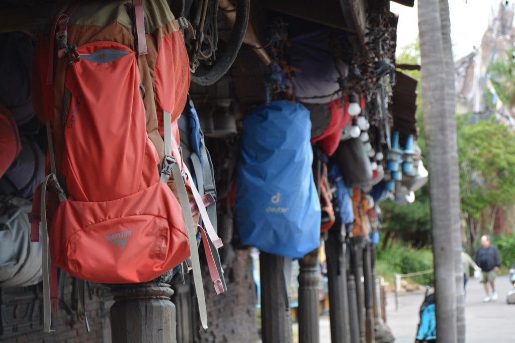 Backpacking Essentials Packing List For Southeast Asia In 2020 A Broken Backpack